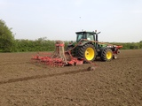 Seeding Horsell