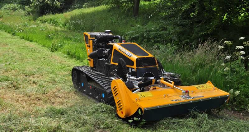 Remote Mower